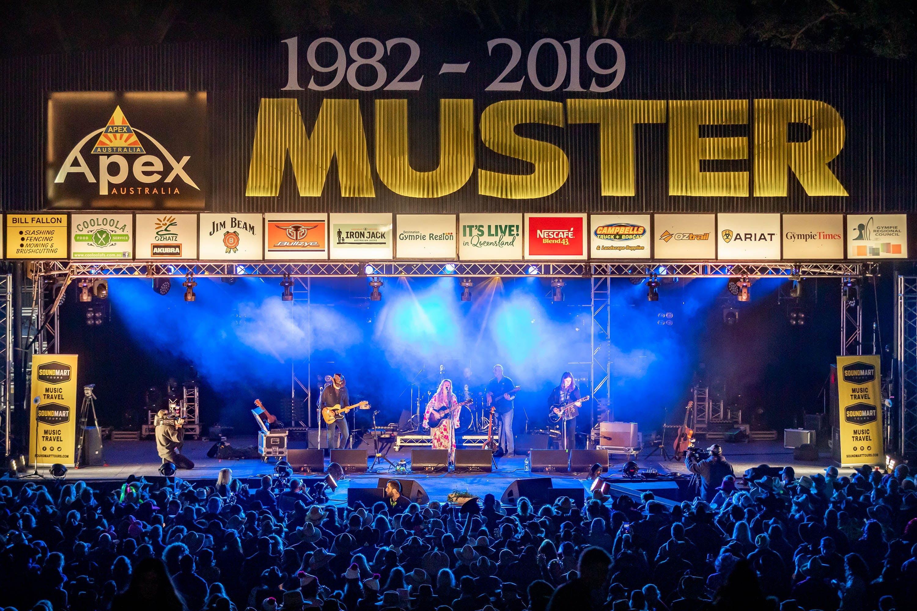 Gympie Music Muster - Mount Gambier Accommodation