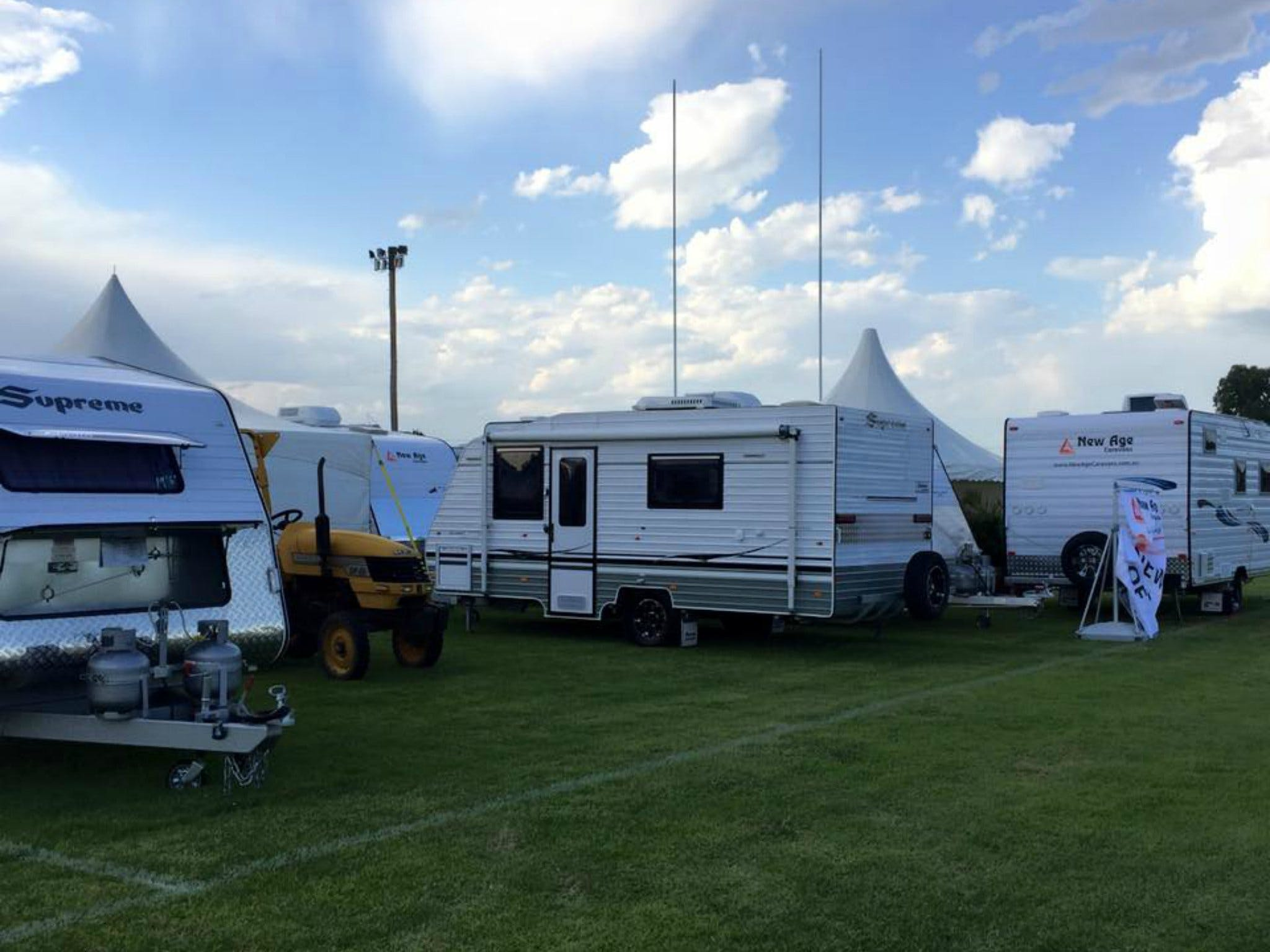 Northern Inland 4x4 Fishing Caravan and Camping Expo - Mount Gambier Accommodation