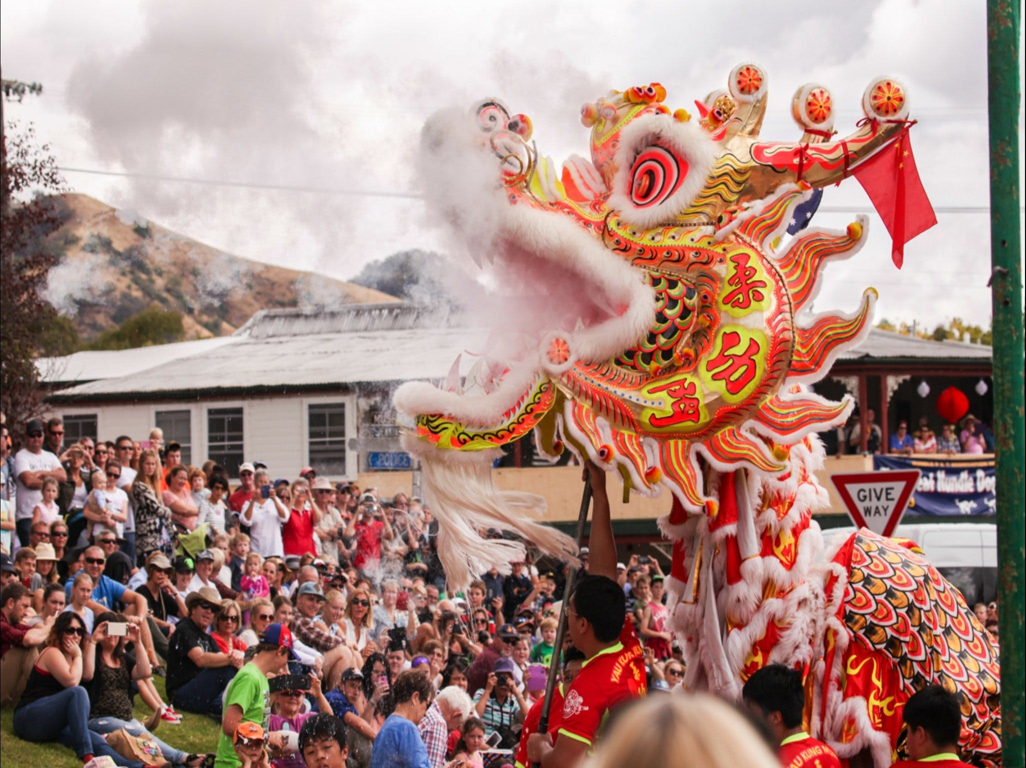 Nundle Go For Gold Chinese Easter Festival - Mount Gambier Accommodation