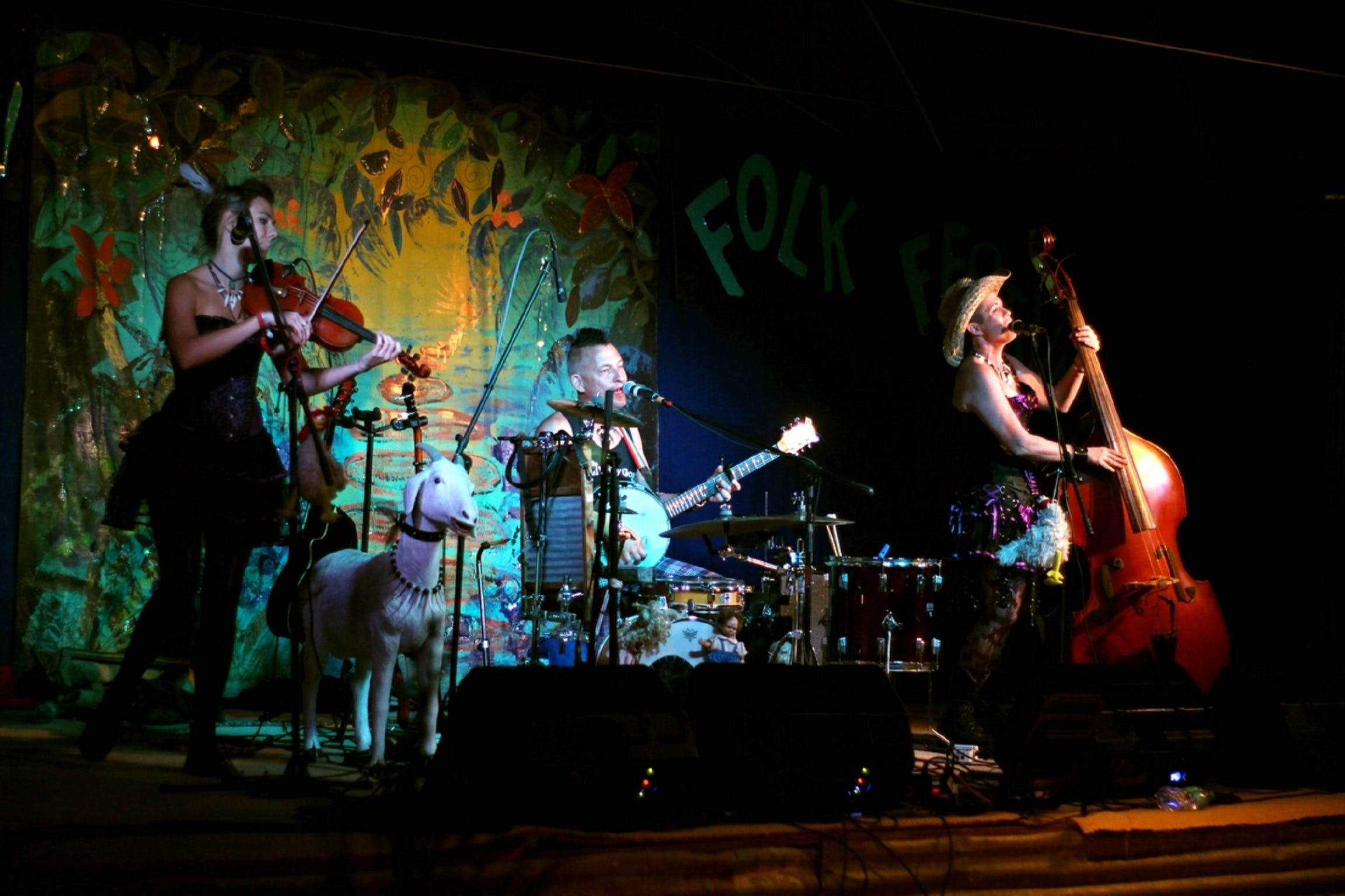 Bony Mountain Folk Festival - Mount Gambier Accommodation