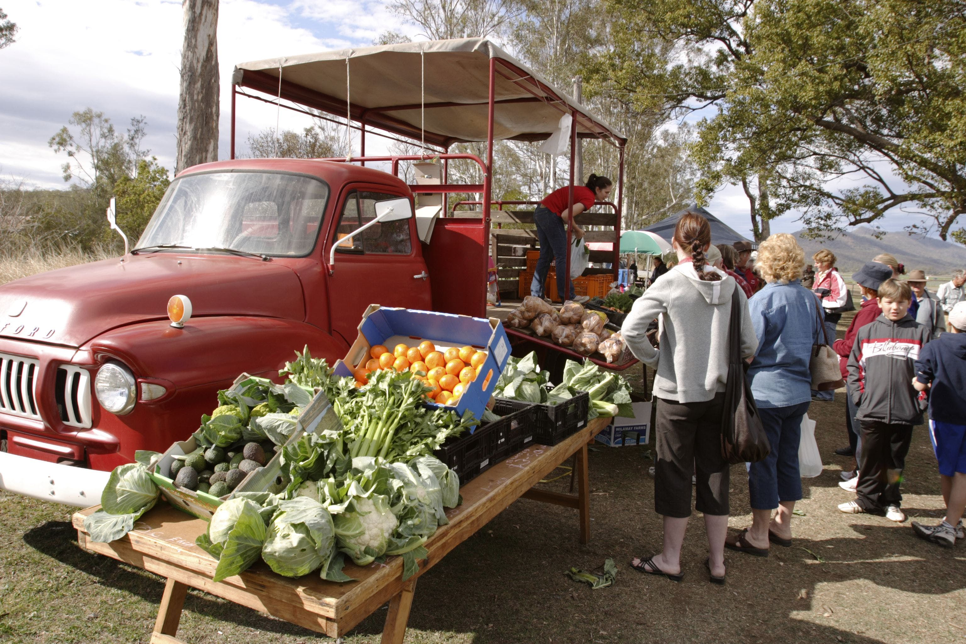 Murphys Creek Markets - Mount Gambier Accommodation