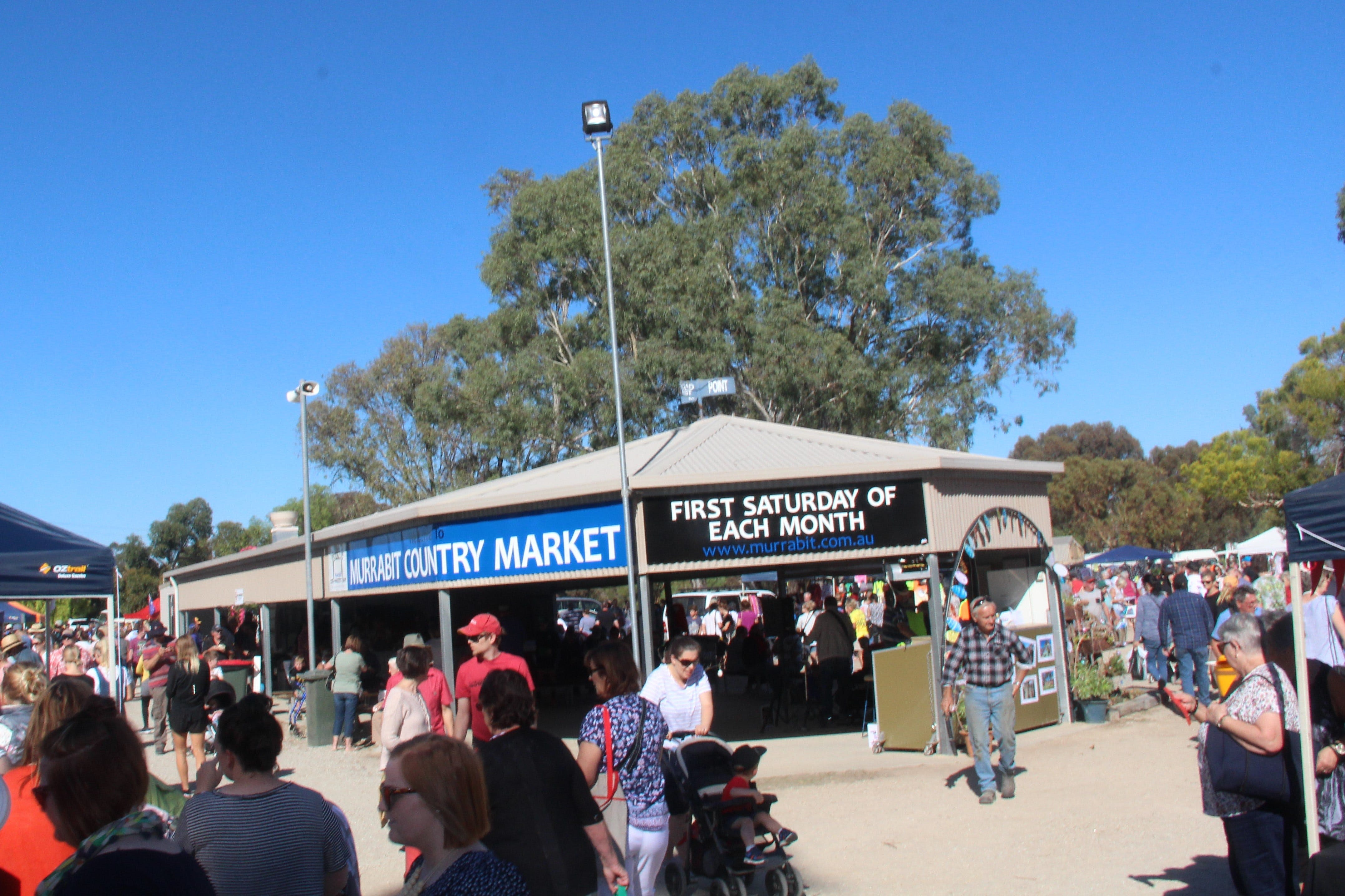 Murrabit Country Market - Mount Gambier Accommodation