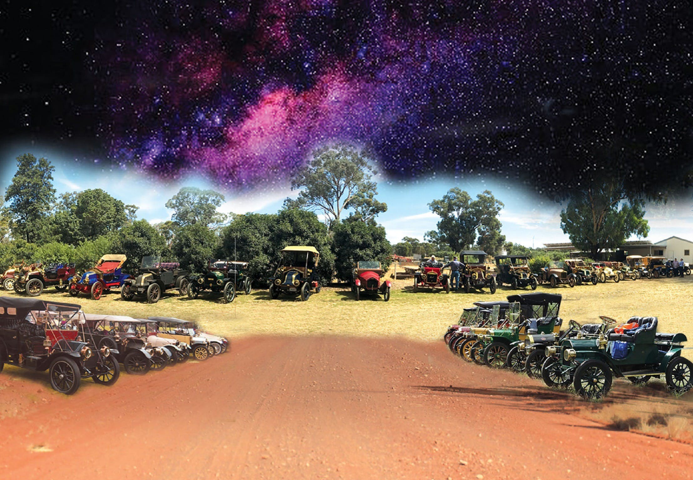 National Veteran 1 and 2 Cylinder Rally - Mount Gambier Accommodation