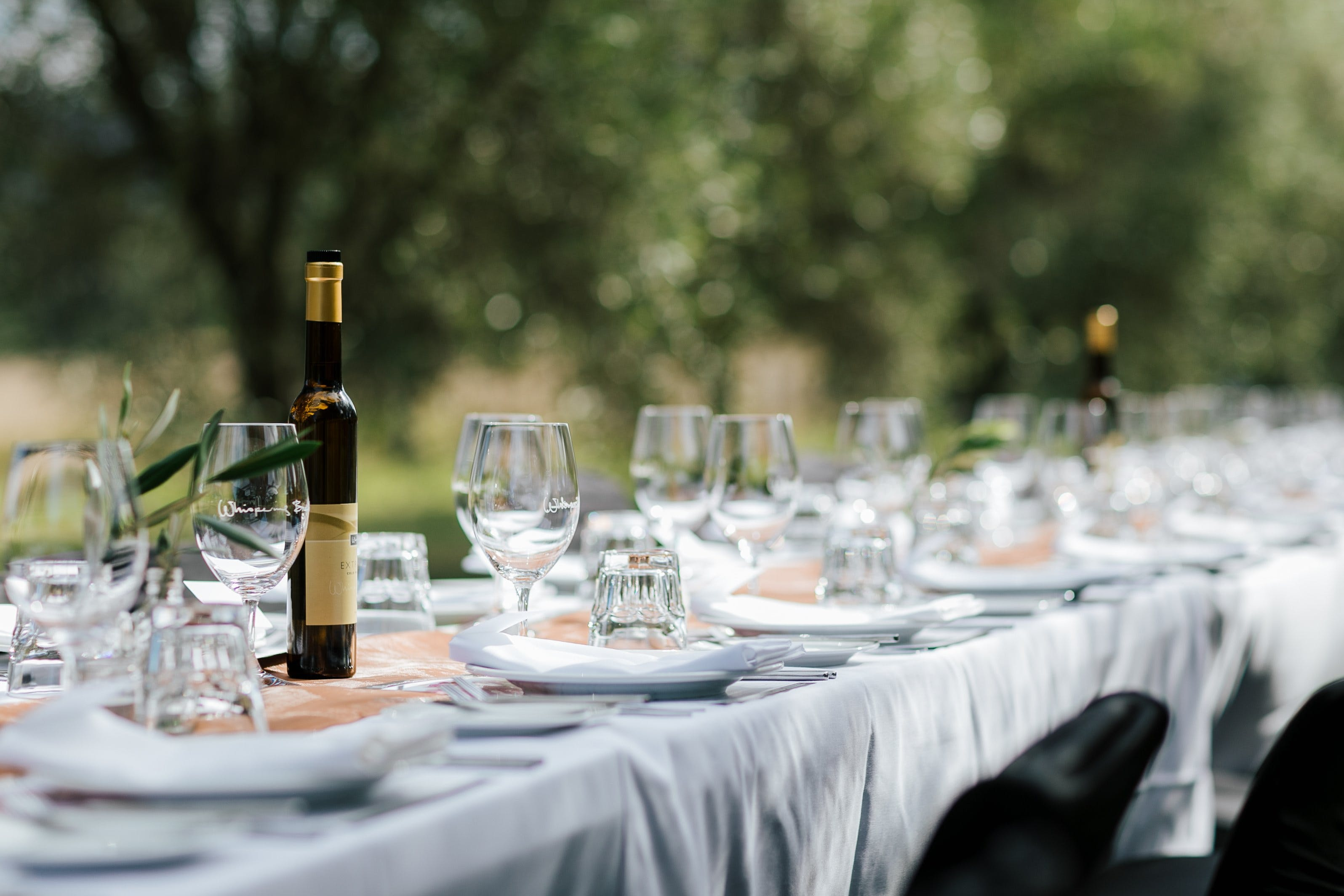 Whispering Brook Olive Long Table Luncheon - Mount Gambier Accommodation