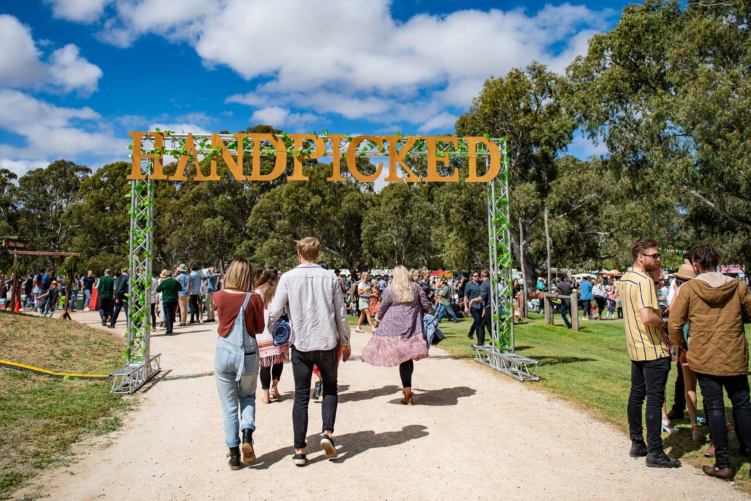 Handpicked Festival - Mount Gambier Accommodation