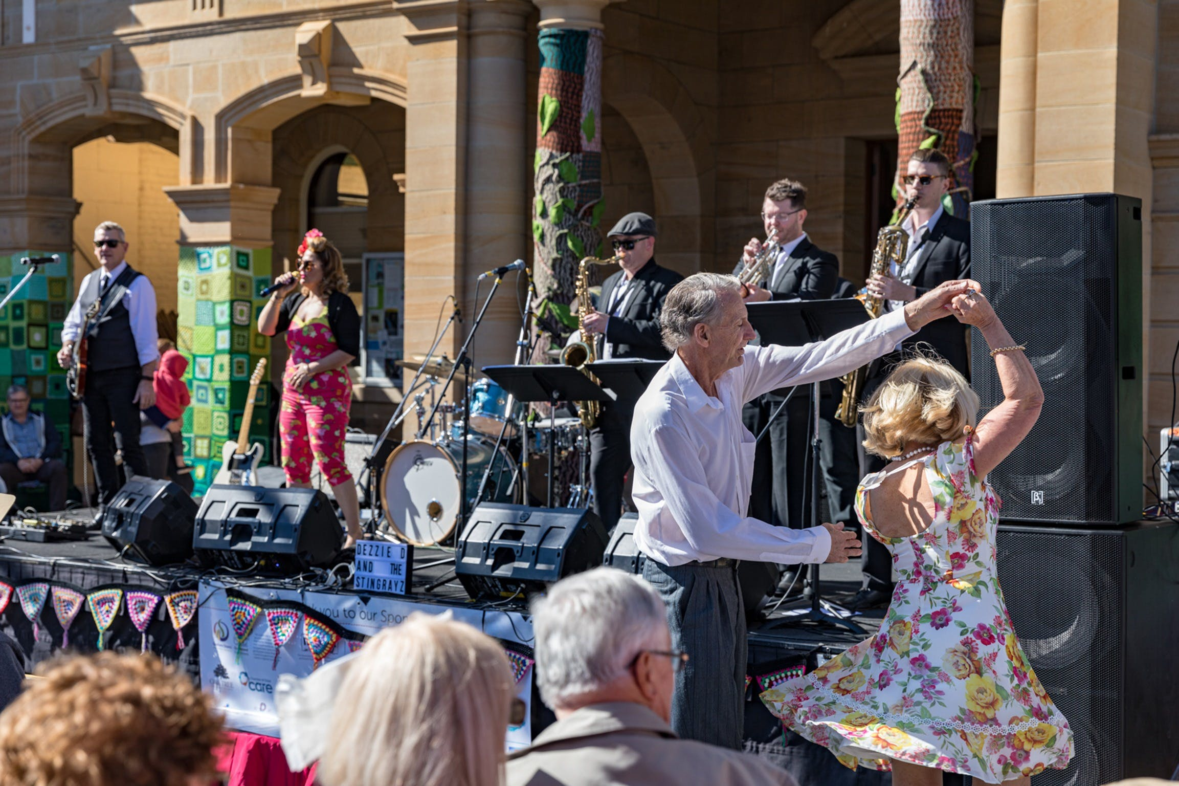Jumpers and Jazz in July Festival - Mount Gambier Accommodation