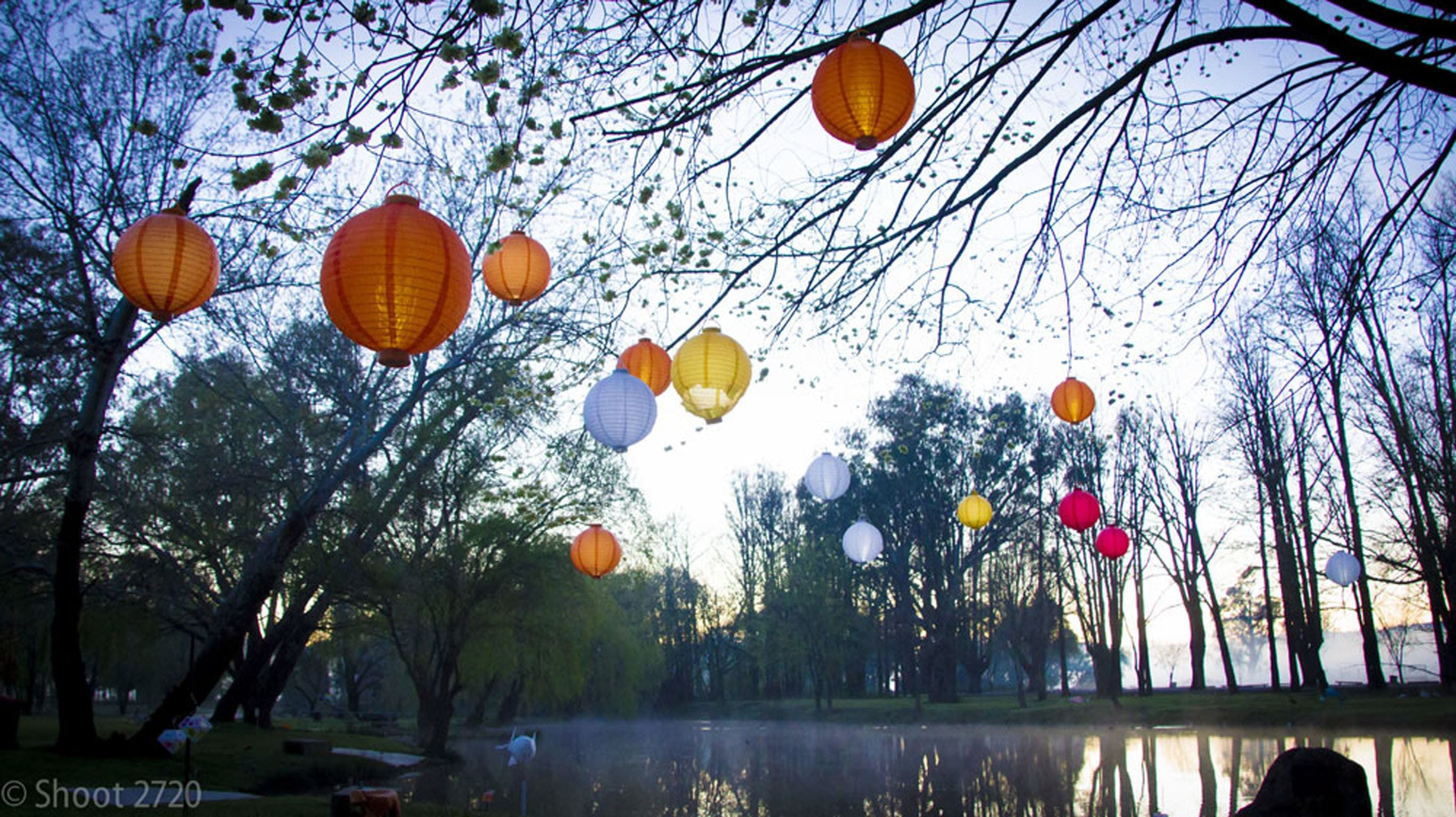 Lanterns on the Lagoon - Mount Gambier Accommodation