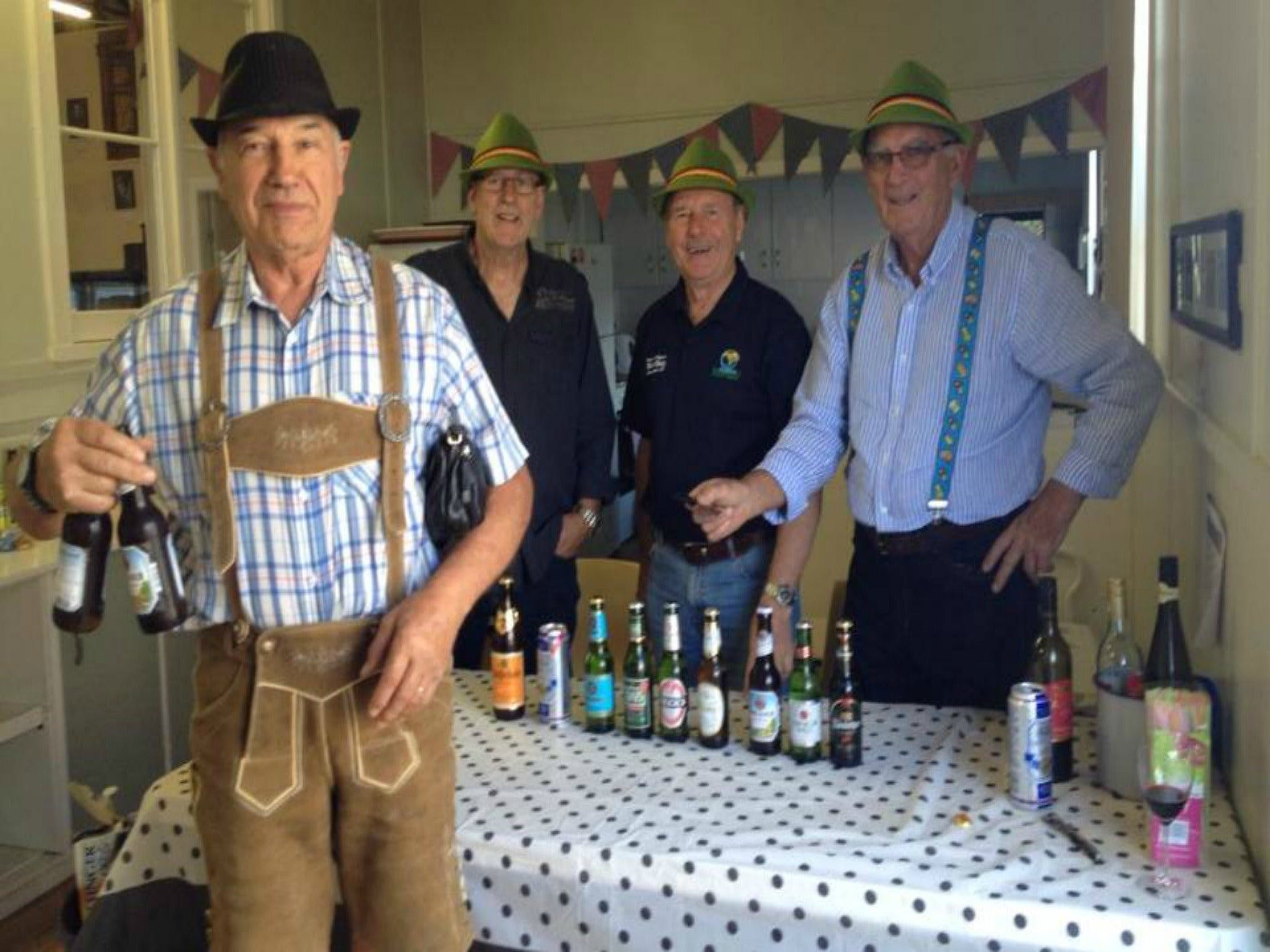 Oktoberfest Dungog - Mount Gambier Accommodation