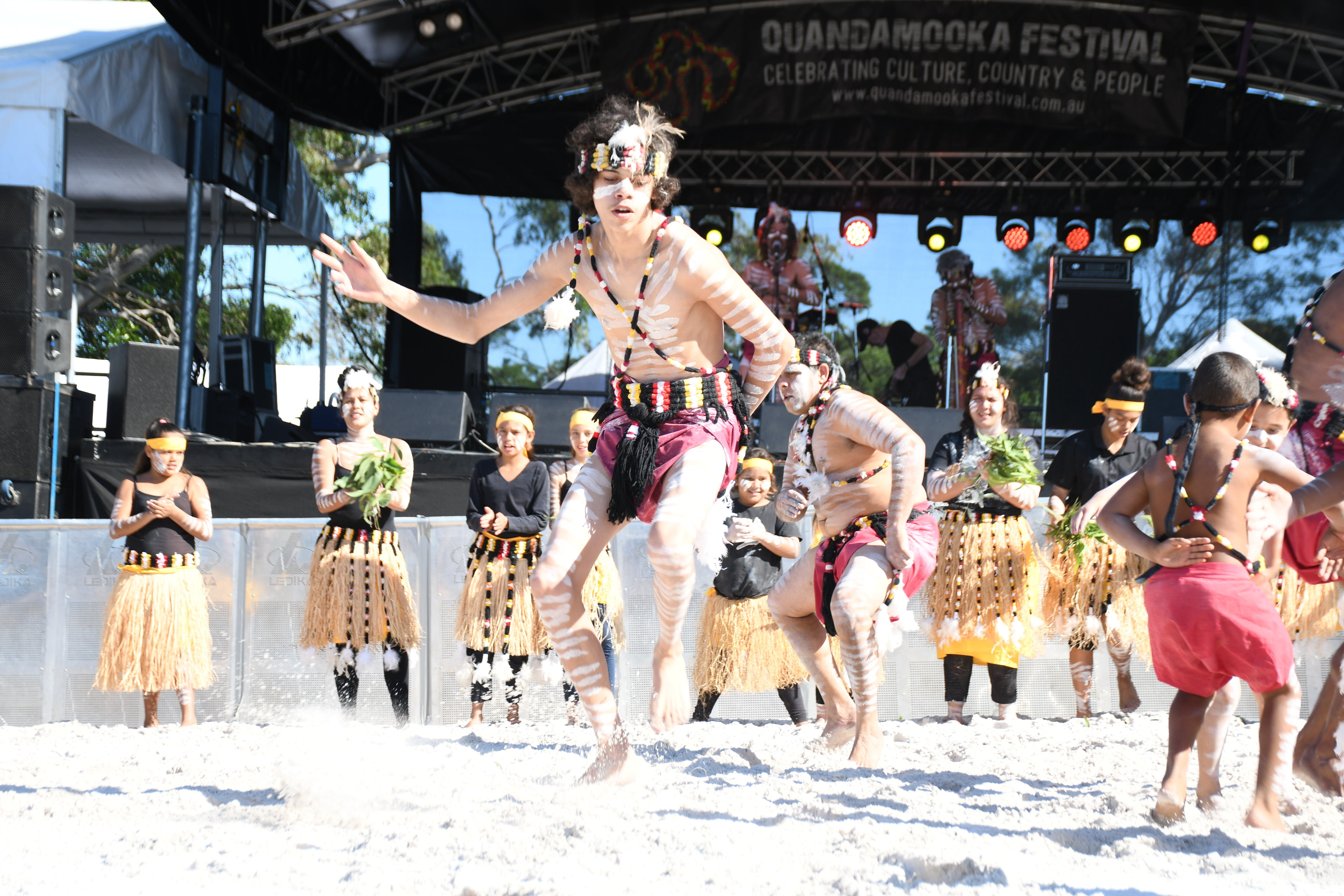 Quandamooka Festival 2021 - Mount Gambier Accommodation