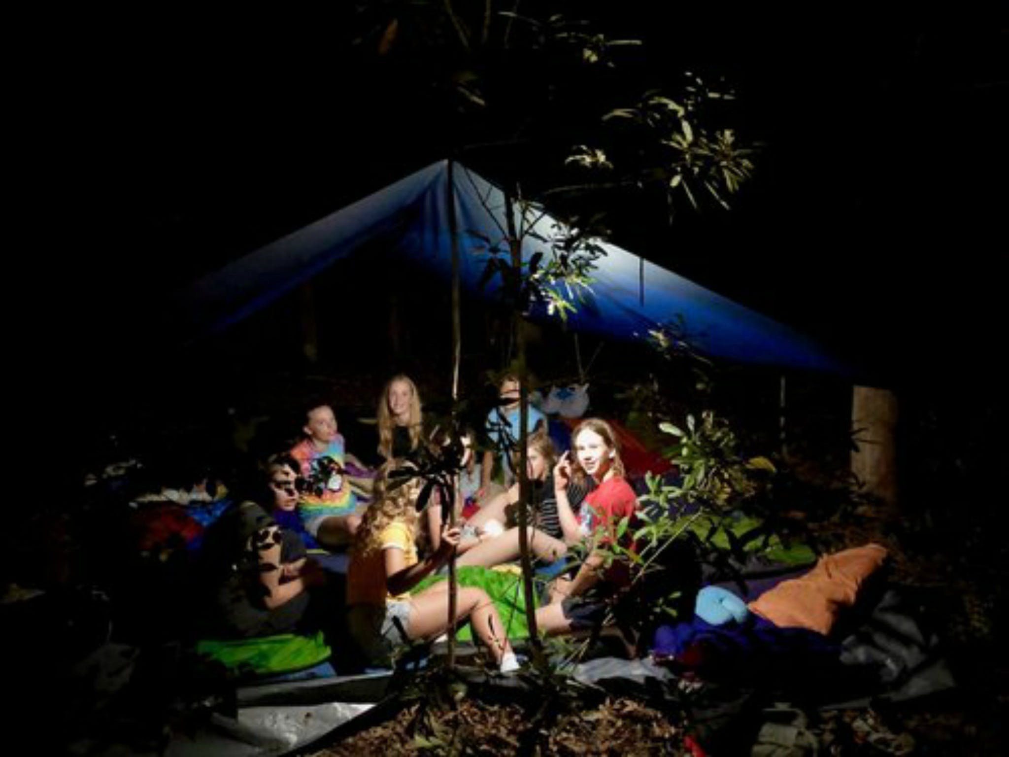 Summer  Family Nature Camp - Mount Gambier Accommodation