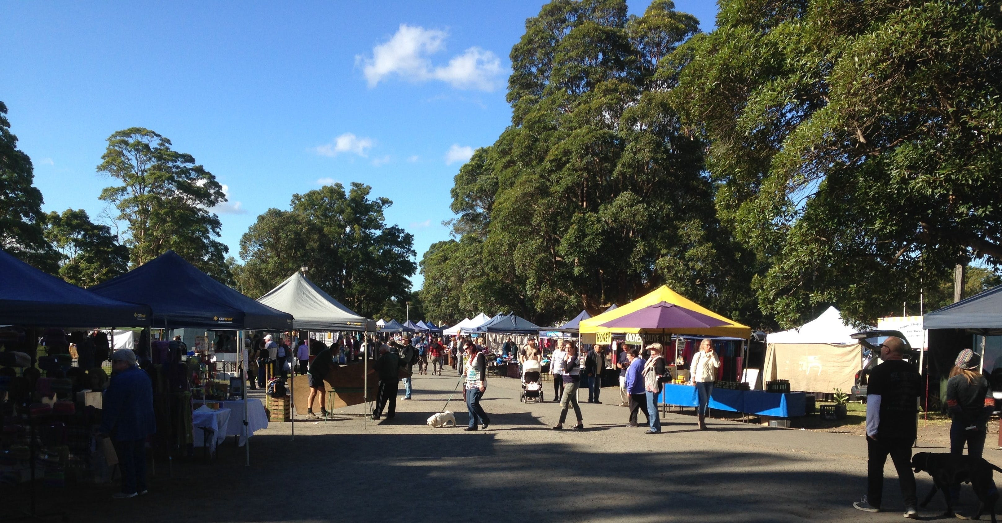The Berry Markets - Mount Gambier Accommodation