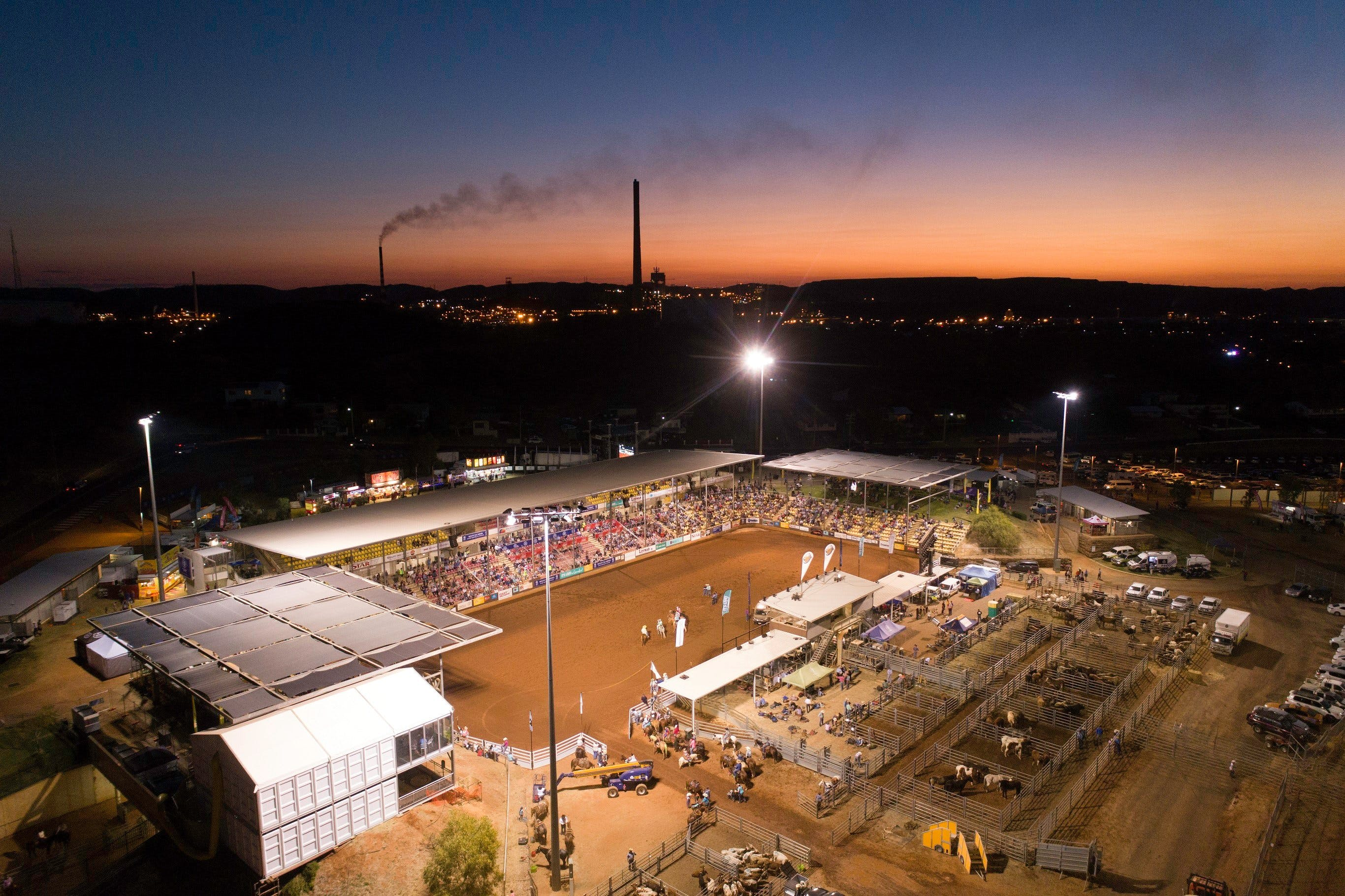 The 2020 Virtual Mount Isa Mines Rodeo - Mount Gambier Accommodation
