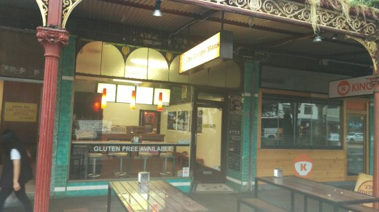 Burger Haus - Mount Gambier Accommodation