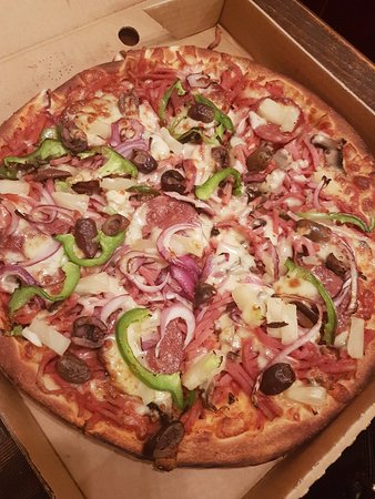 Nimzy's Pizzas - Mount Gambier Accommodation