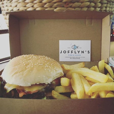 Jofflyn's Fish  Chips - Mount Gambier Accommodation