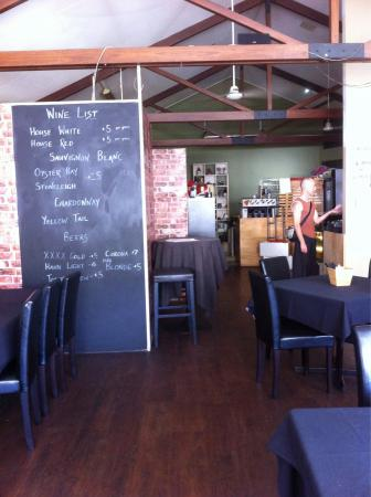 The Balcony Restaurant - Mount Gambier Accommodation