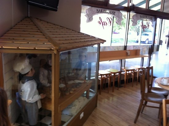 Bourkies Bakehouse - Mount Gambier Accommodation