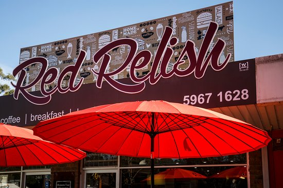Red Relish Cafe - Mount Gambier Accommodation
