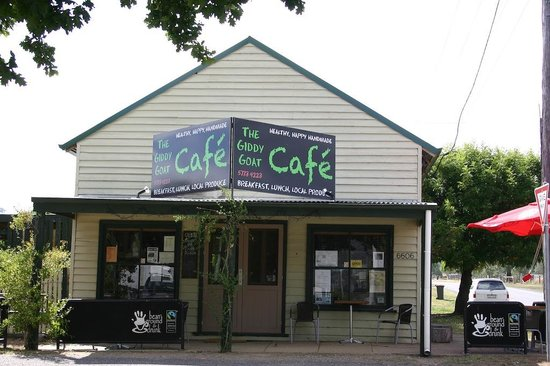The Giddy Goat Cafe - Mount Gambier Accommodation