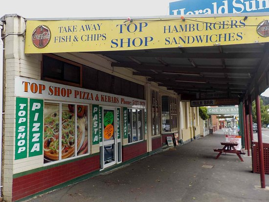 Top Shop Fish and Chips - Mount Gambier Accommodation