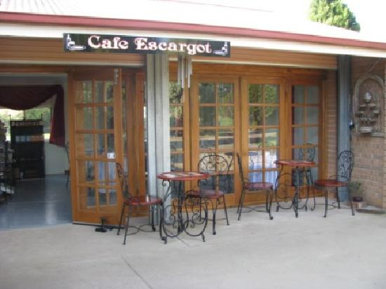 Cafe Escargot - Mount Gambier Accommodation