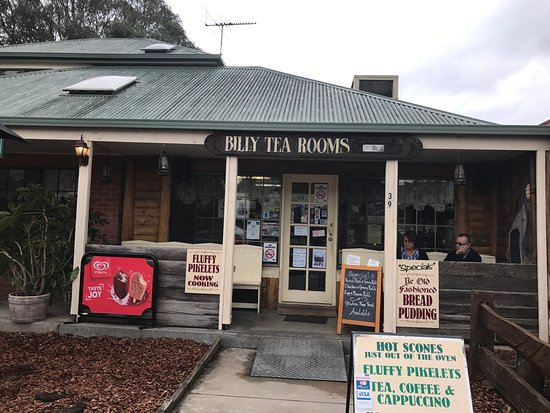 Glenrowan Dad and Dave's Billy Tea Rooms and Accommodation - Mount Gambier Accommodation