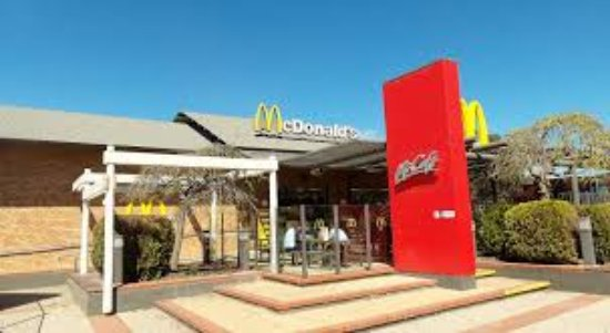 McDonald's - Mount Gambier Accommodation