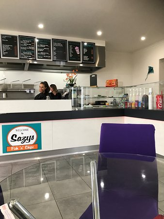 Sazys Fish  Chips - Mount Gambier Accommodation