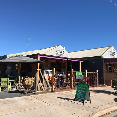 1/2 Acre Coffee Lounge  Nursery - Mount Gambier Accommodation