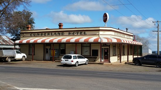 Cumberland Hotel - Mount Gambier Accommodation