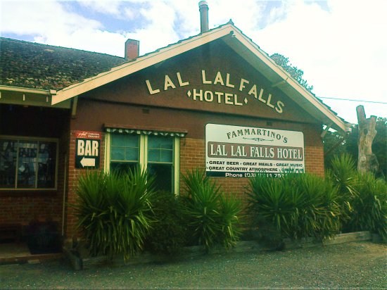 Lal Lal Falls Hotel - Mount Gambier Accommodation