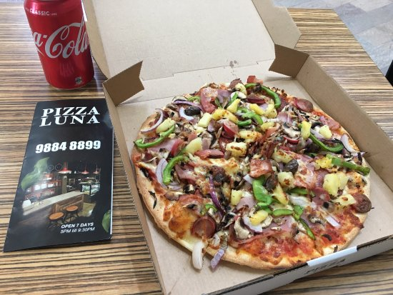 Pizza Luna - Mount Gambier Accommodation