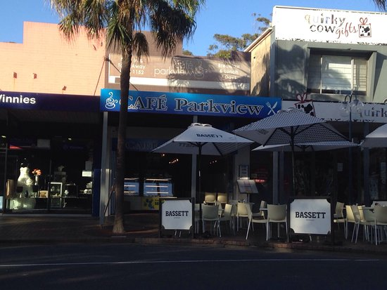 Cafe Parkview Kiama - Mount Gambier Accommodation