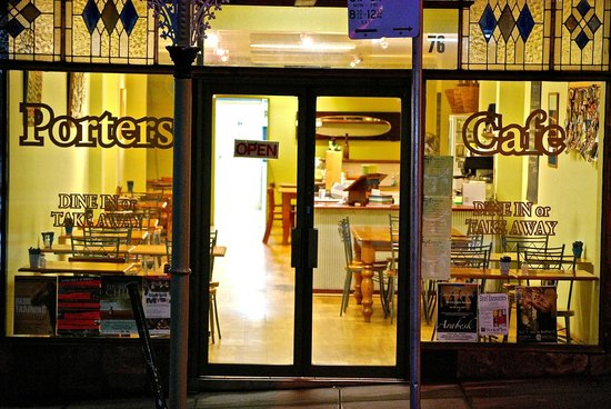 Porters Cafe - Mount Gambier Accommodation