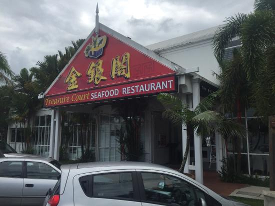 Treasure Court Seafood Restaurant - Mount Gambier Accommodation
