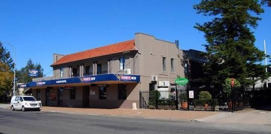 Albion Hotel - Mount Gambier Accommodation