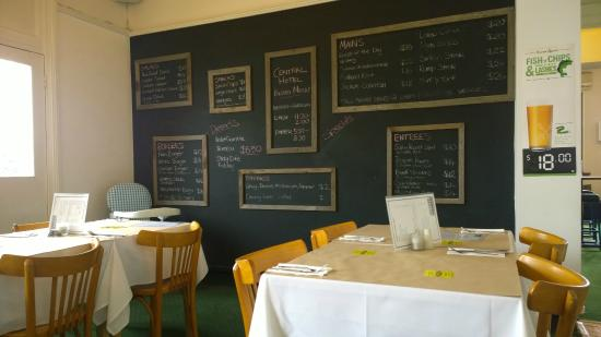 Central Hotel Restaurant - Mount Gambier Accommodation