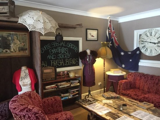 Aussie Outback Wares and Cafe - Mount Gambier Accommodation