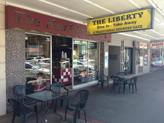 Liberty Cafe - Mount Gambier Accommodation