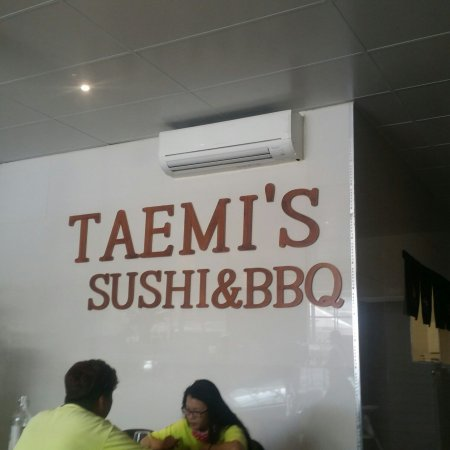 Taemi's Sushi - Mount Gambier Accommodation