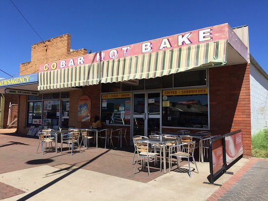 Cobar Hot Bake - Mount Gambier Accommodation