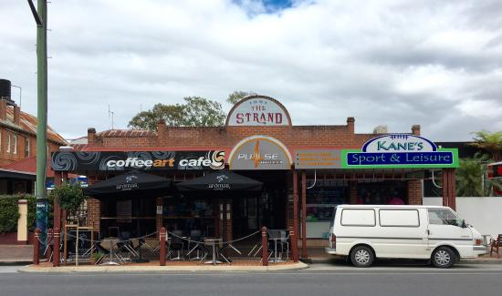 Coffeeart Cafe - Mount Gambier Accommodation