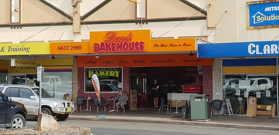 Dave's Bakehouse - Mount Gambier Accommodation