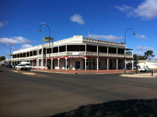 Great Western Cobar Hotel-Motel - Mount Gambier Accommodation