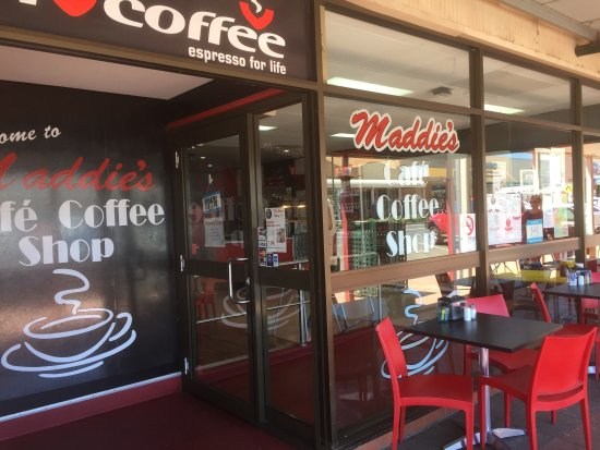 Maddie's Cafe Coffee Shop - Mount Gambier Accommodation