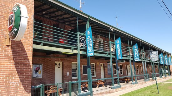 Port of Bourke Hotel - Mount Gambier Accommodation