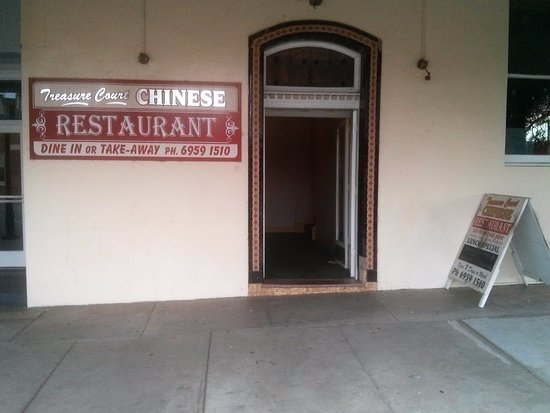 Treasure Court Chinese Restaurant - Mount Gambier Accommodation