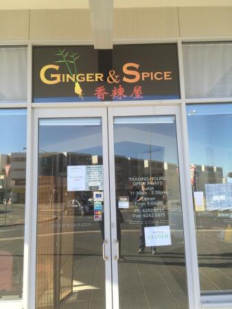 Ginger and Spice - Mount Gambier Accommodation