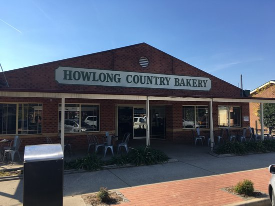 Howlong Country Bakery - Mount Gambier Accommodation