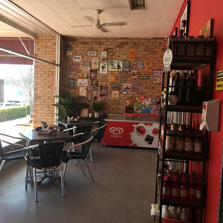 Ganmain Bakery - Mount Gambier Accommodation
